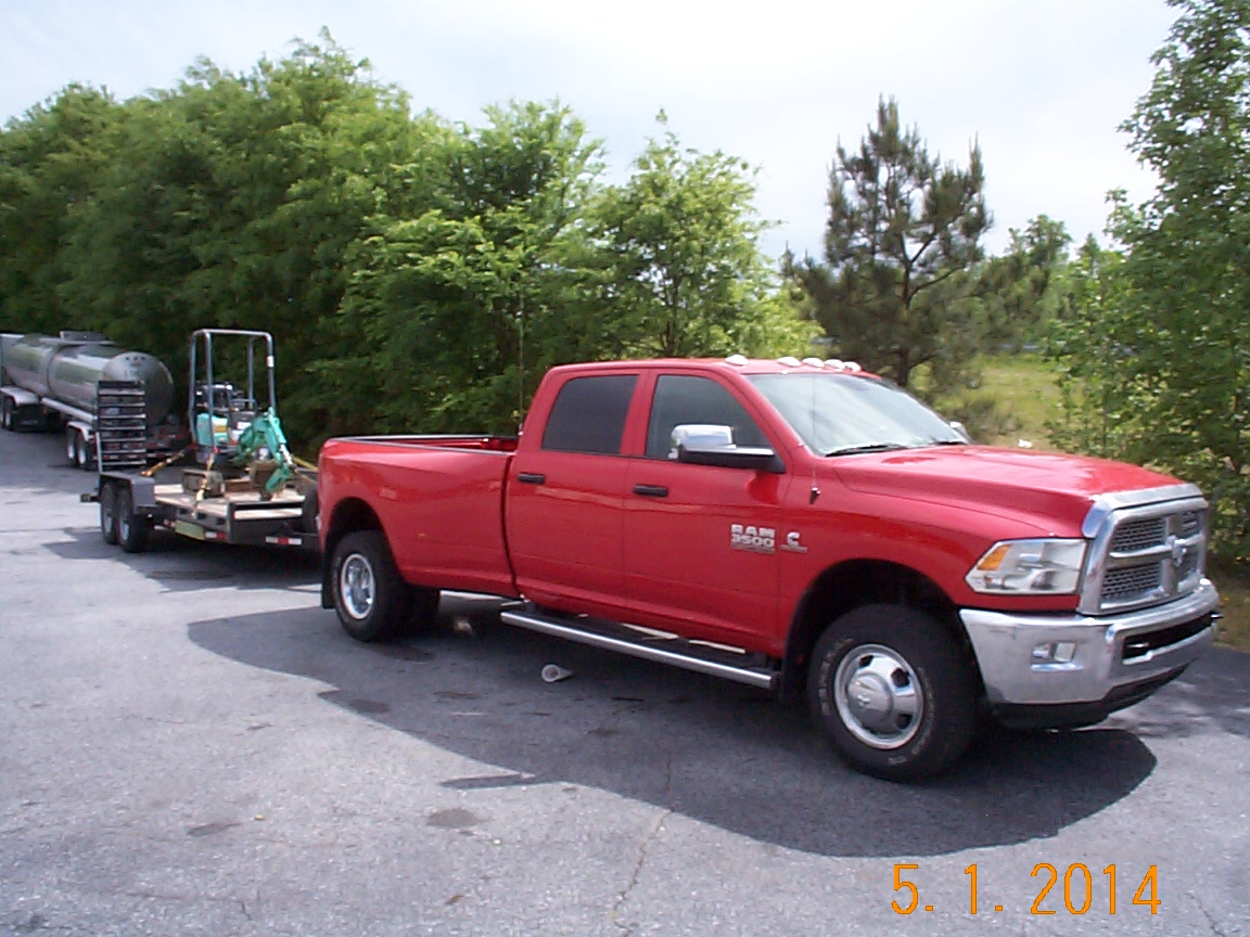 Fuel Mileage For 2013 Dodge 2500 4x4 Hemi.html | Autos Weblog