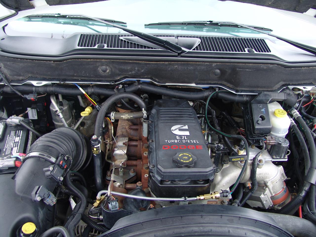 Egr Actuator Motor Dodge Cummins Diesel Forum
