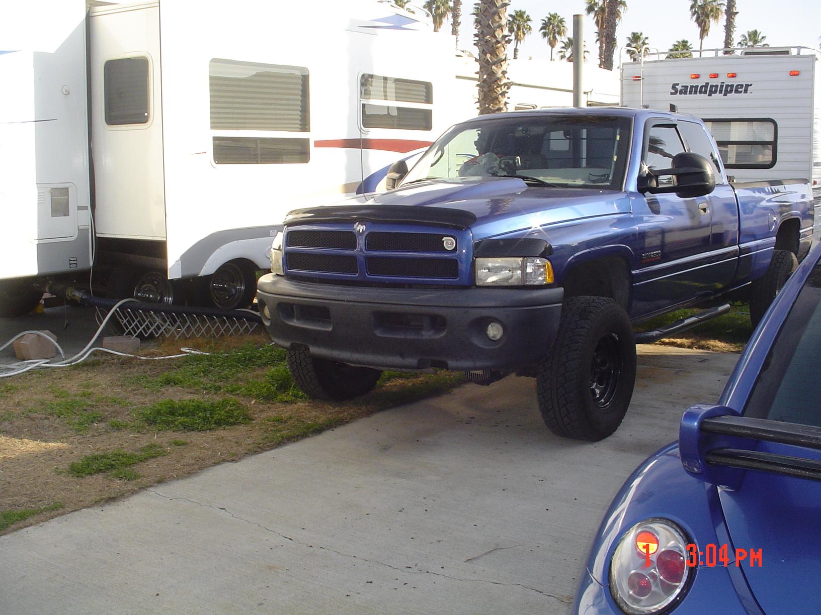 Slt To Sport Bumper Conversion Dodge Cummins Diesel Forum
