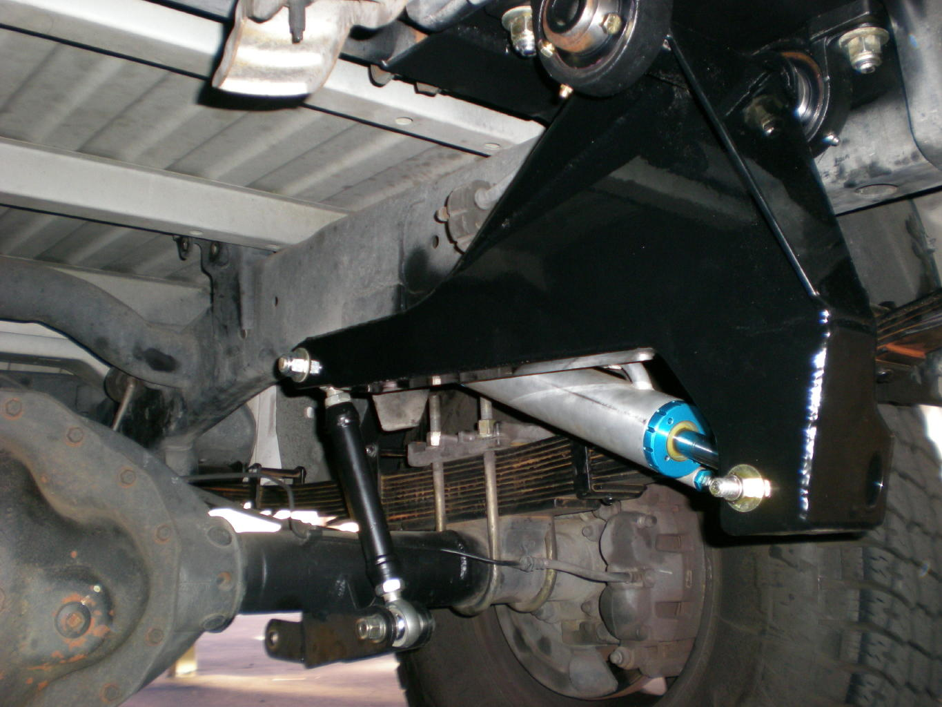 Thuren Stage 6 Suspension build with Rear Cantilever ...