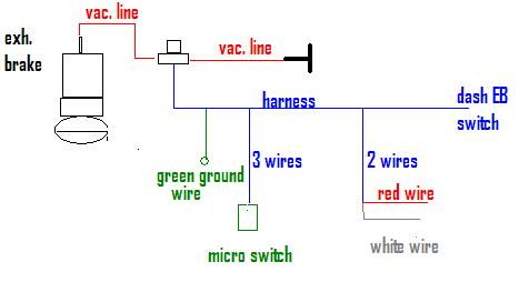 Jake Brake Diagram - Wiring Diagrams List