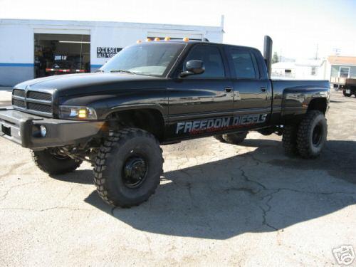 Cost of stretching a 2nd gen QuadCab? - Dodge mins Diesel Forum