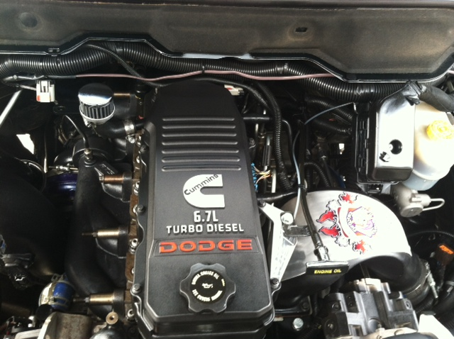 Engine Bay Cleaning - Dodge Cummins Diesel Forum