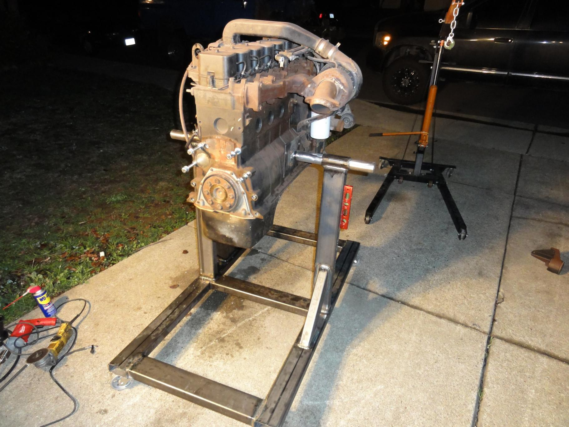 74 Chevy Cummins Swap Rock Crawler Project - Page 3 ...