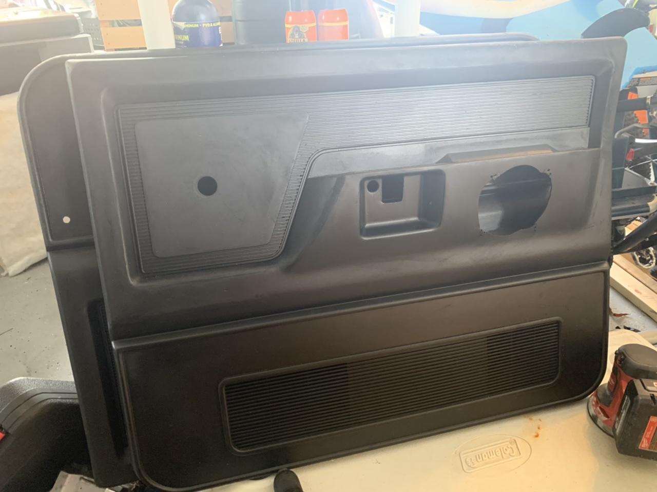 Door Panels For 1991 Dodge W250 Dodge Cummins Diesel Forum