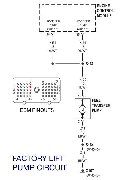 airdog lift pump wiring diagram on