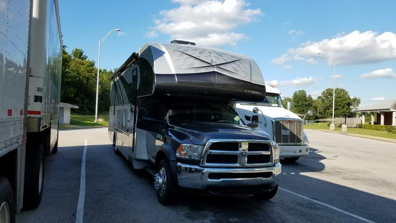 Fueling Questions on my New 5500 Based Motorhome - Dodge