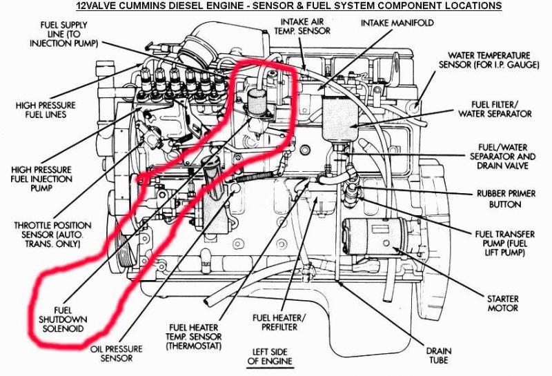 12v Fuel Heater Wiring Diagram - Schematic Diagrams