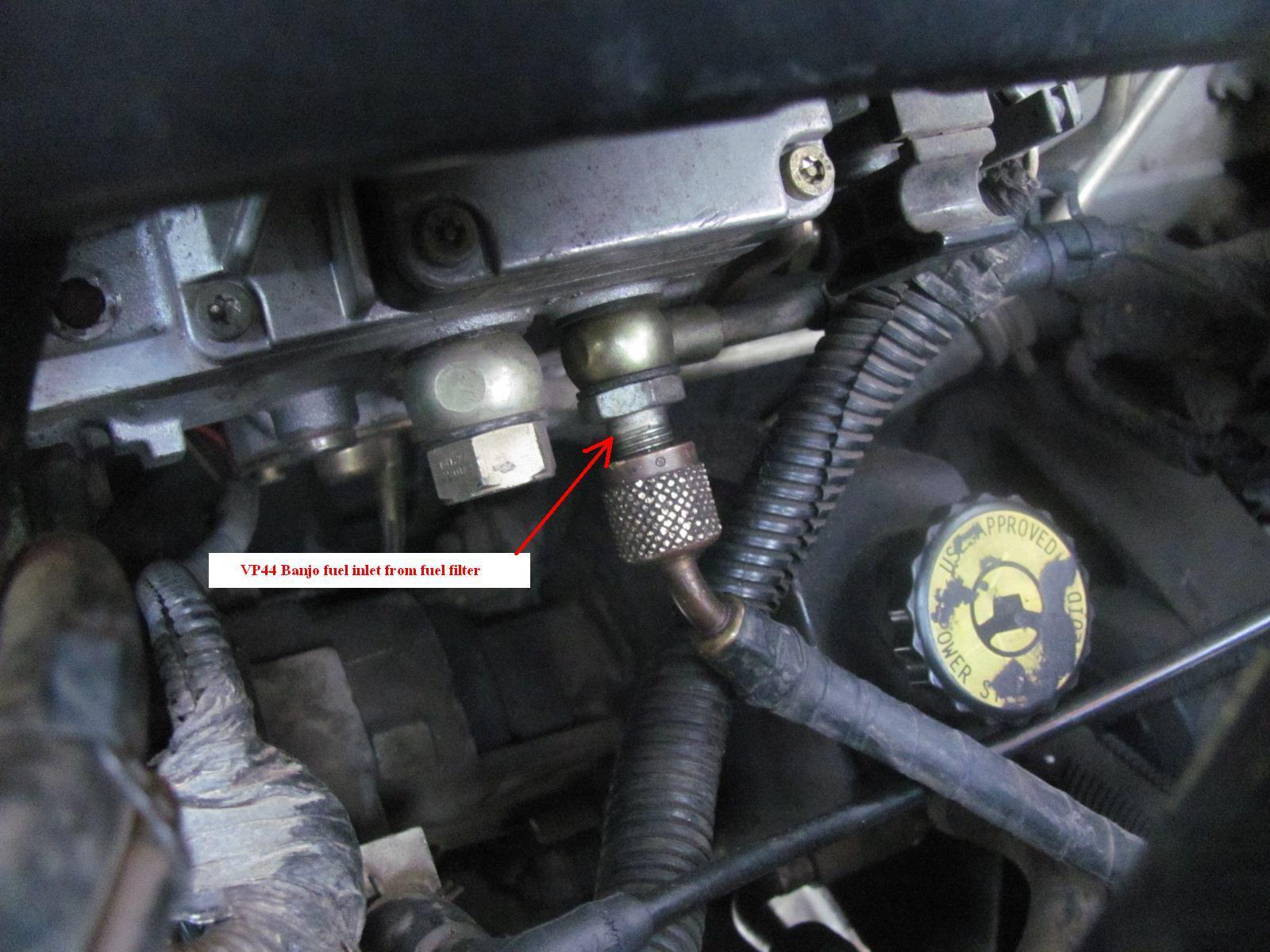 Fuel Pressure Gauge? - Dodge Cummins Diesel Forum