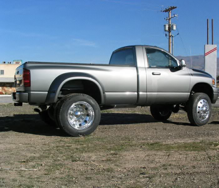 Dually Picture Thread, Post'em Here....