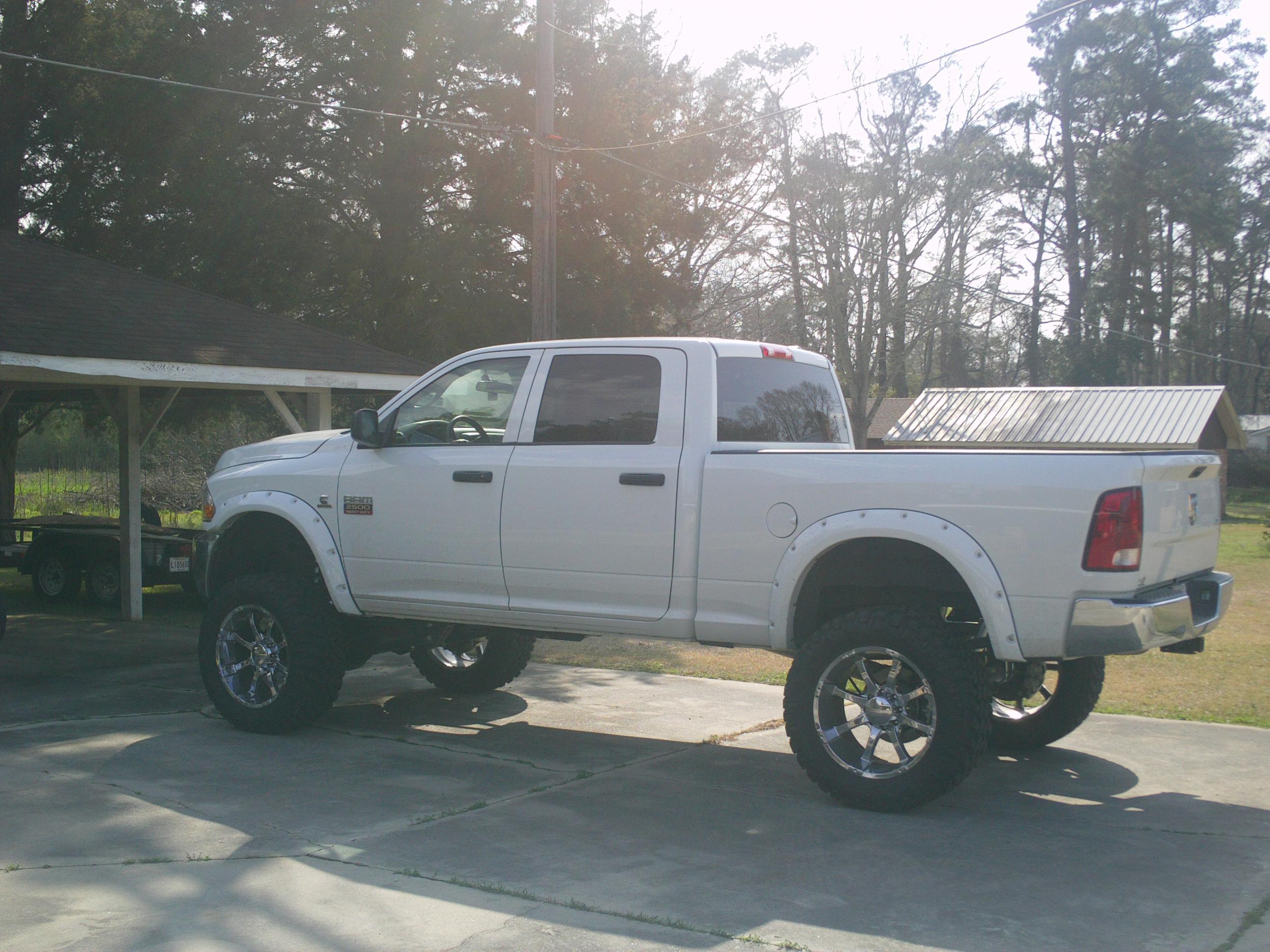 2010 Dodge With 8 Lift Dodge Cummins Diesel Forum