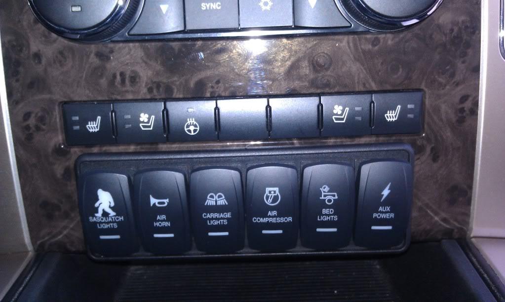 2012 Auxillary Switches Dodge Cummins Diesel Forum