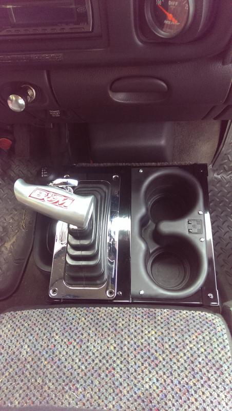 ratchet shifters! - Dodge Cummins Diesel Forum