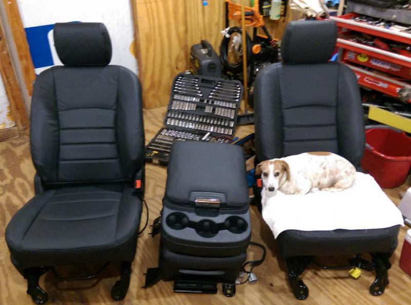 Strange Cheap Decent Seat Covers Dodge Cummins Diesel Forum Dailytribune Chair Design For Home Dailytribuneorg