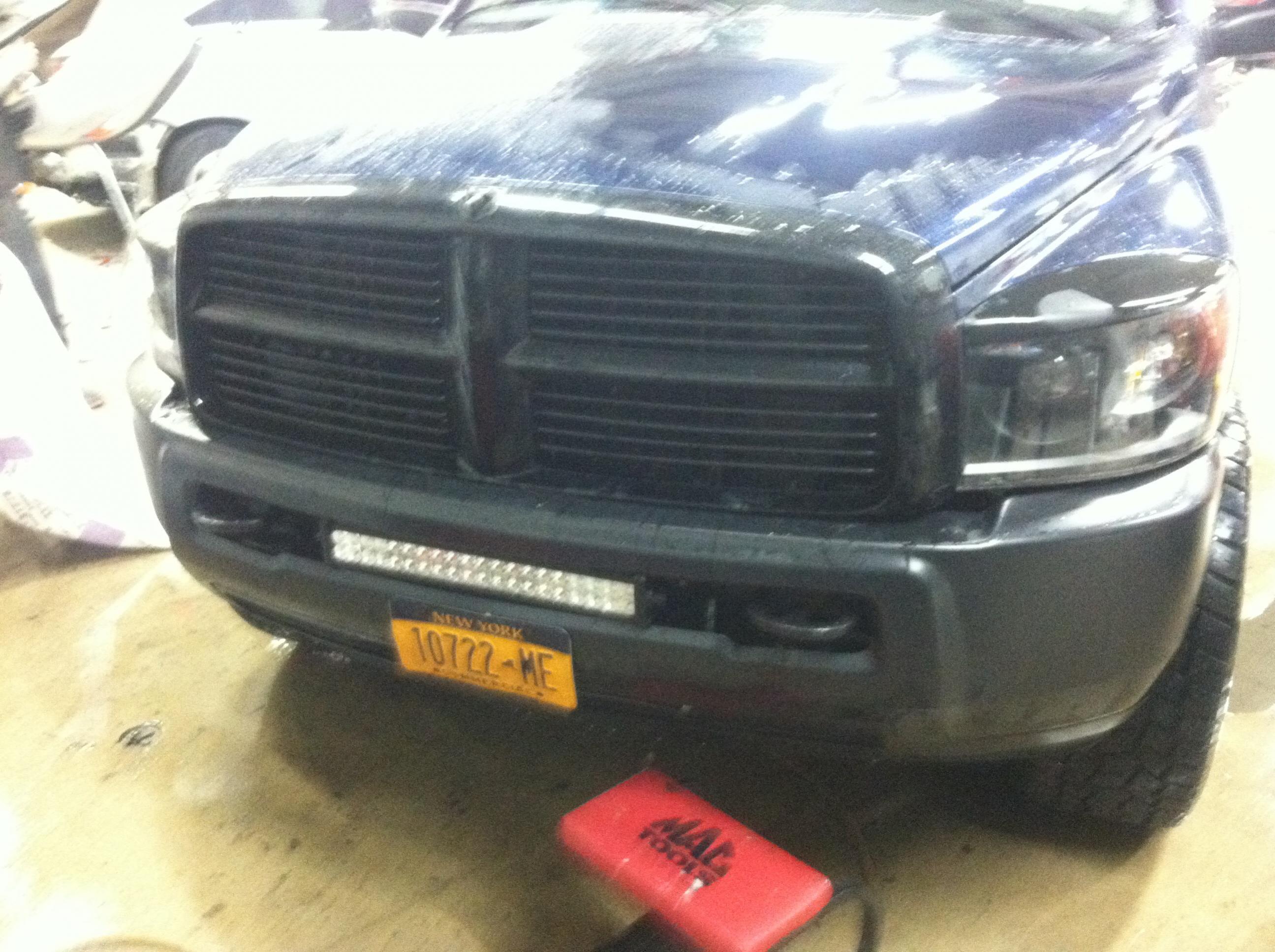 4th Gen Bumper On 3rd Gens Dodge Cummins Diesel Forum