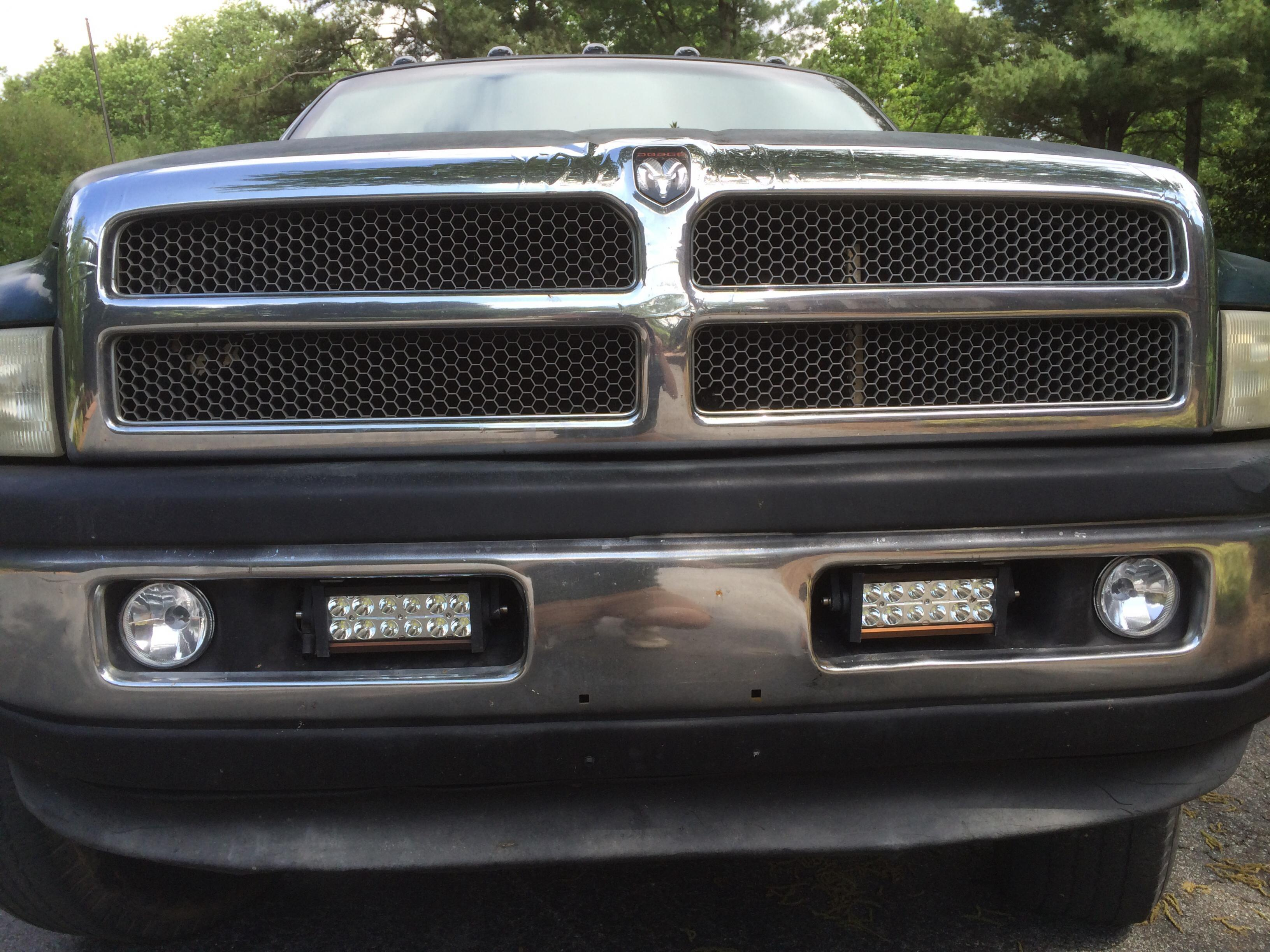 Led Light Bar - Page 2 - Dodge mins Diesel Forum