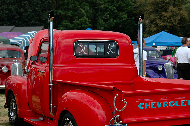 Fender Smoke stacks?? - The 1947 - Present Chevrolet & GMC Truck Message Board Network