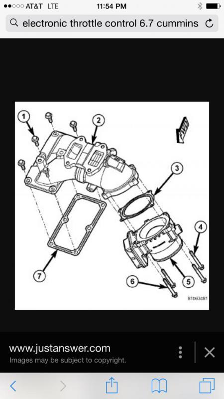 D Help Service Electronic Throttle Control Image on Dodge Electronic Throttle Control