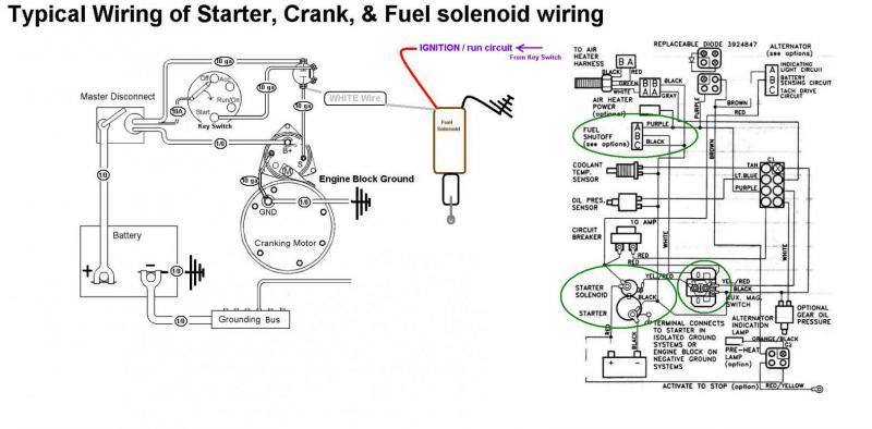 Starter wiring confusion | Dodge Cummins Diesel ForumCummins Forum