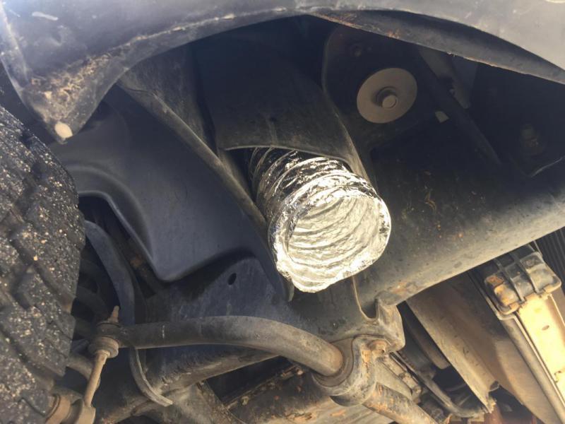Diy Cold Air Intake Dodge Cummins Diesel Forum