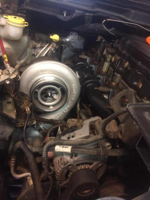 Dodge Performance Parts >> BMP s464 Swap - Dodge Cummins Diesel Forum