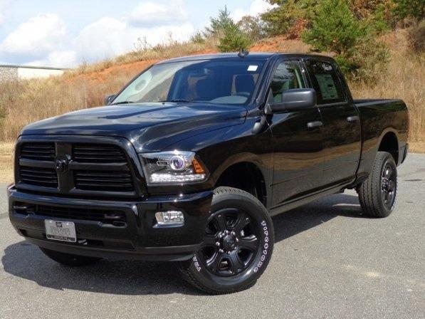Dodge Cummins Diesel Forum 2014 Ram 2500 Black Package