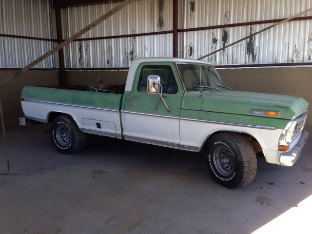 1972 F100 4wd conversion and cummins swap - Dodge Cummins Diesel Forum