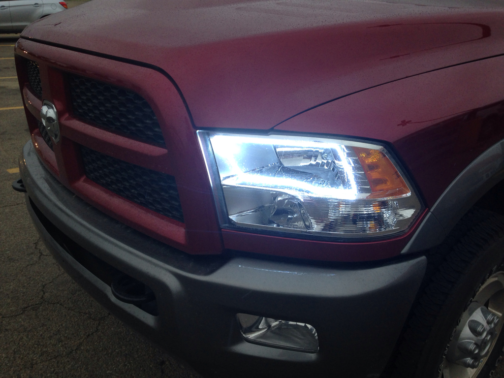 No More Daytime Running Lights Dodge Cummins Diesel Forum