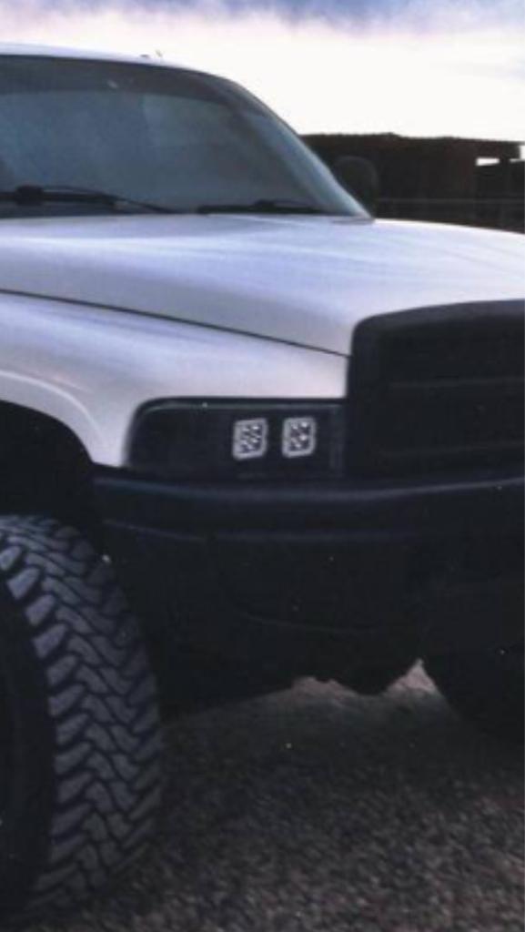Eco Tint Headlights >> Led Pod Headlights Dodge Cummins Diesel Forum
