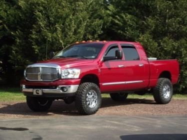 """Lets see those 33"""" and 35"""" tires. - Page 5 - Dodge Cummins Diesel Forum"""