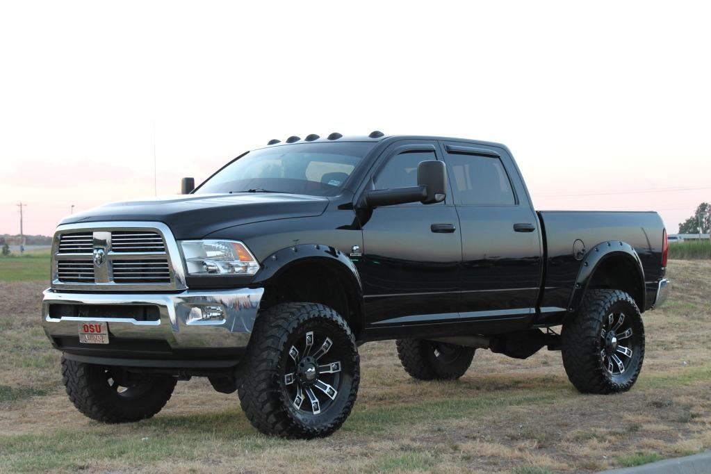 Black Truck Pics!!! - Page 136 - Dodge Cummins Diesel Forum