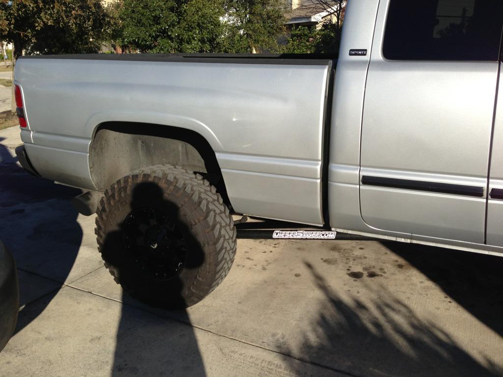 Traction bars! - Dodge Cummins Diesel Forum