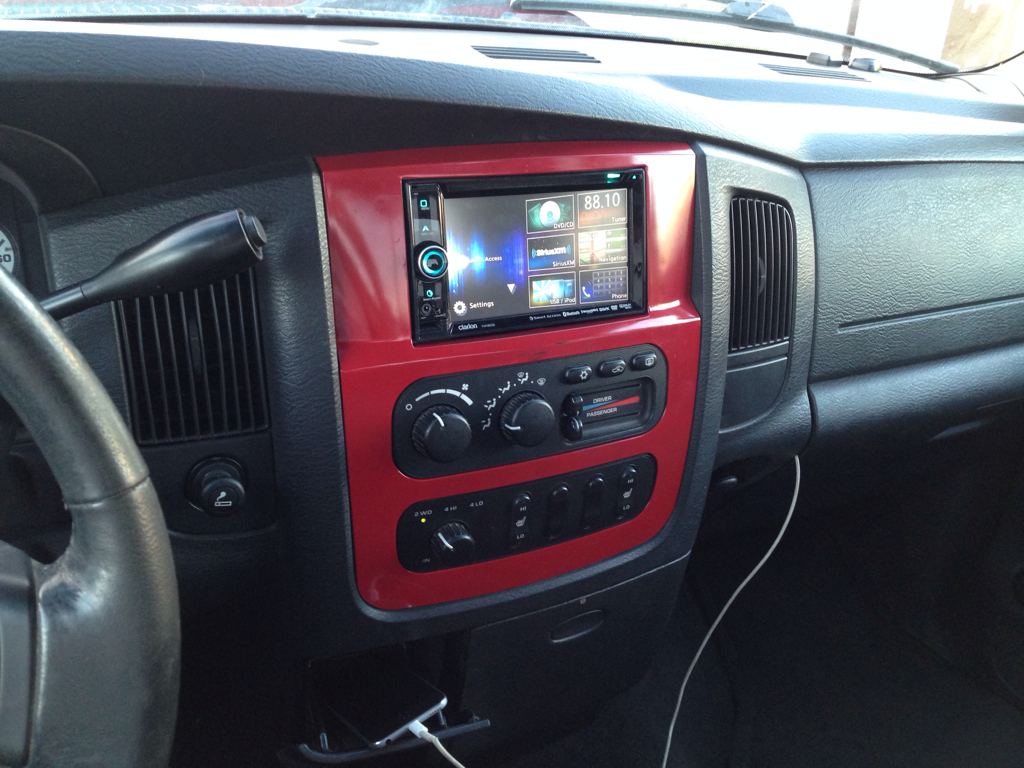 Dodge Ram 3500 Dually >> Double DIN - Dodge Cummins Diesel Forum