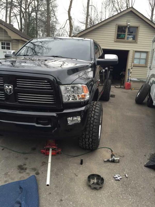 33 inch tires w 20x12? - Page 2 - Dodge Cummins Diesel Forum