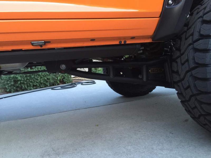 BDS Radius Arm Upgrade - Dodge Cummins Diesel Forum