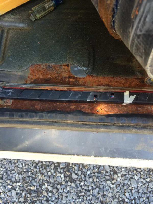 Best Rust Converter Cab Floor Treatment Dodge Cummins Diesel Forum