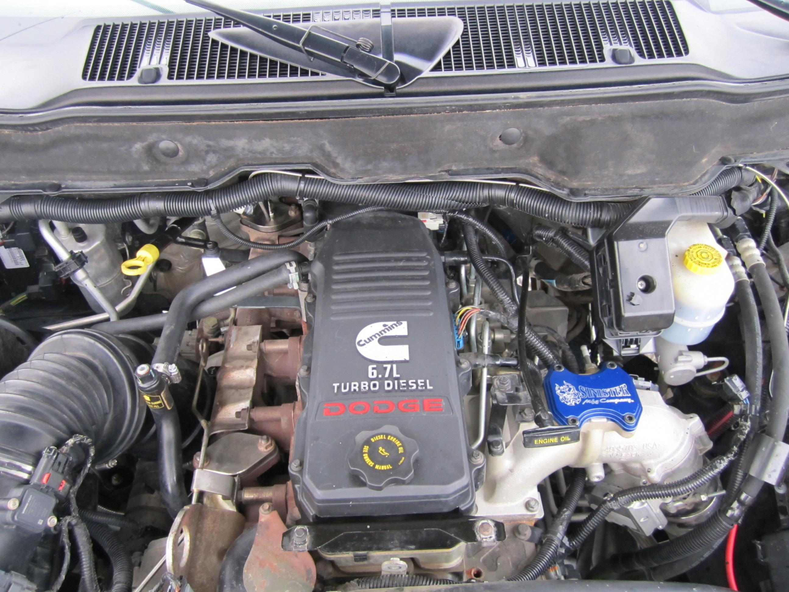 Egr Cooler Delete Plates Dodge Cummins Diesel Forum