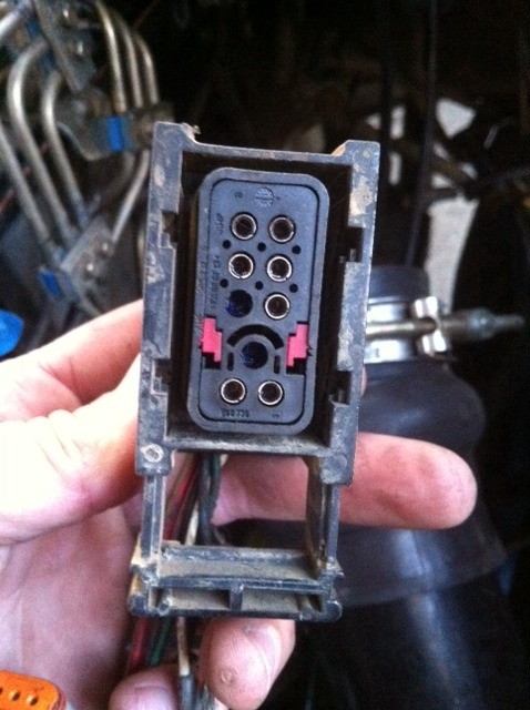 Weird Vp44 Wiring Pics Dodge Cummins Diesel Forum