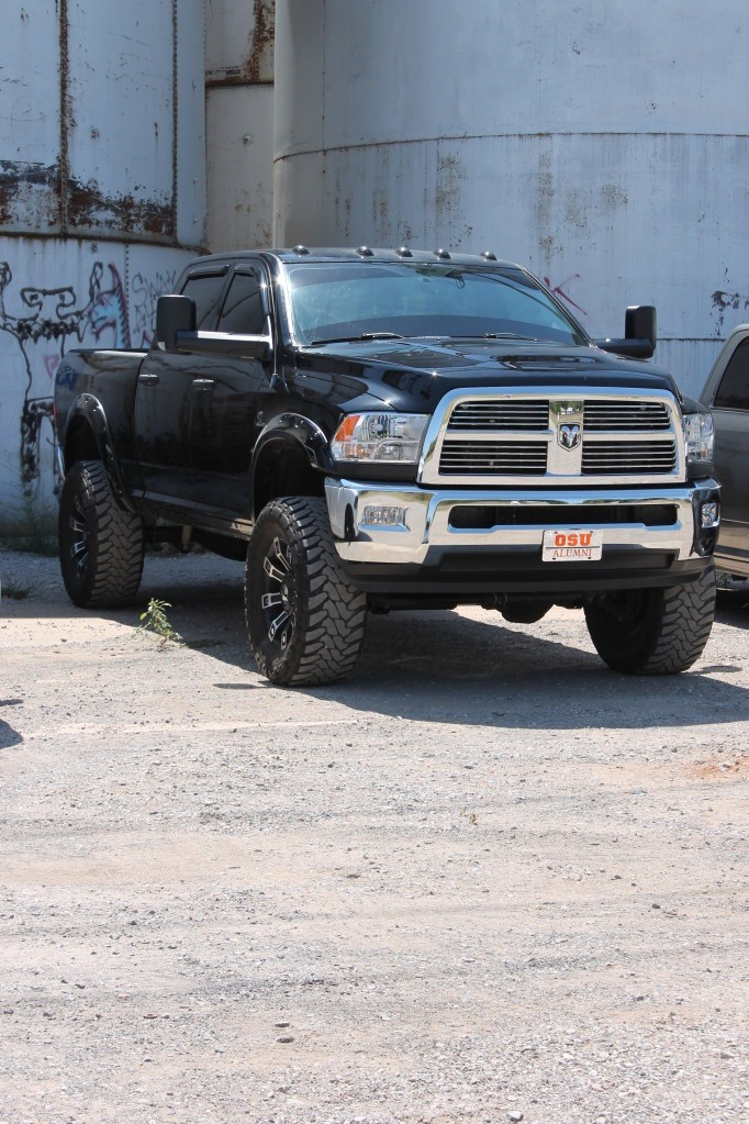 show me some pics with lifted 4th gen - Page 8 - Dodge ...