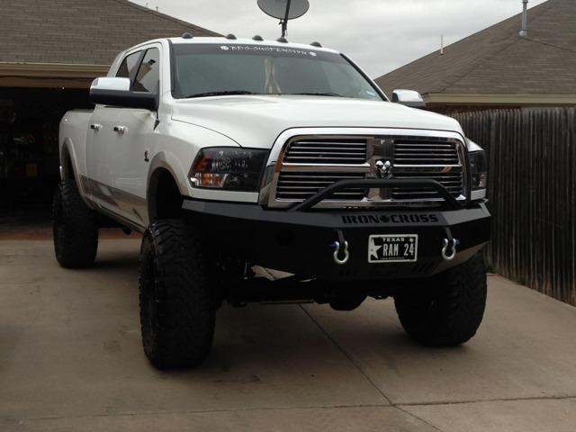 "8"" or 6"" lift. Post pics - Dodge Cummins Diesel Forum"
