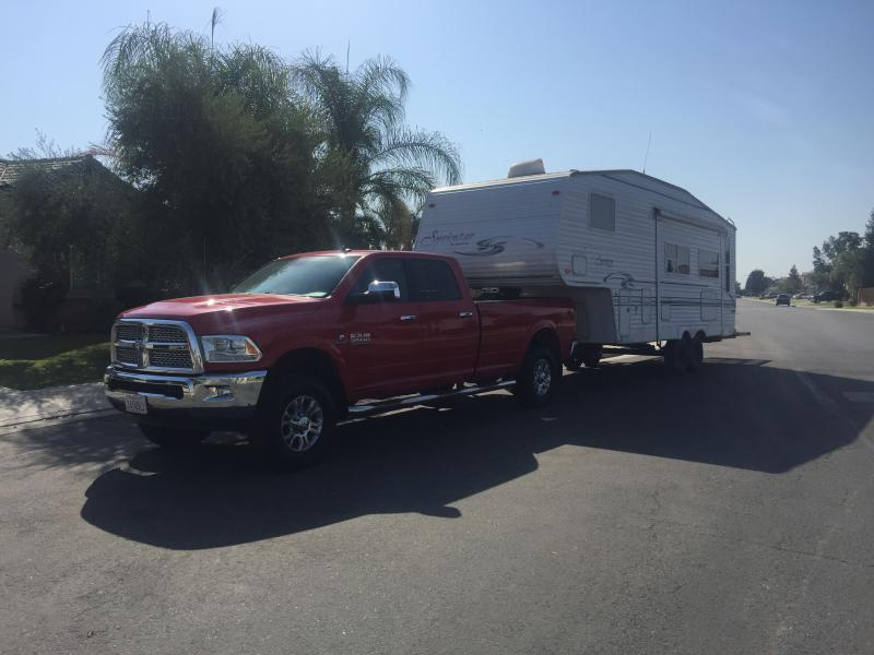3500 4x4 With Superglide Hitch Questions Dodge Cummins