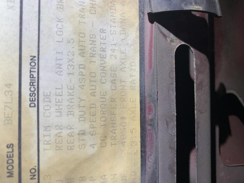 Need help Identifying rear diff - Dodge Cummins Diesel Forum