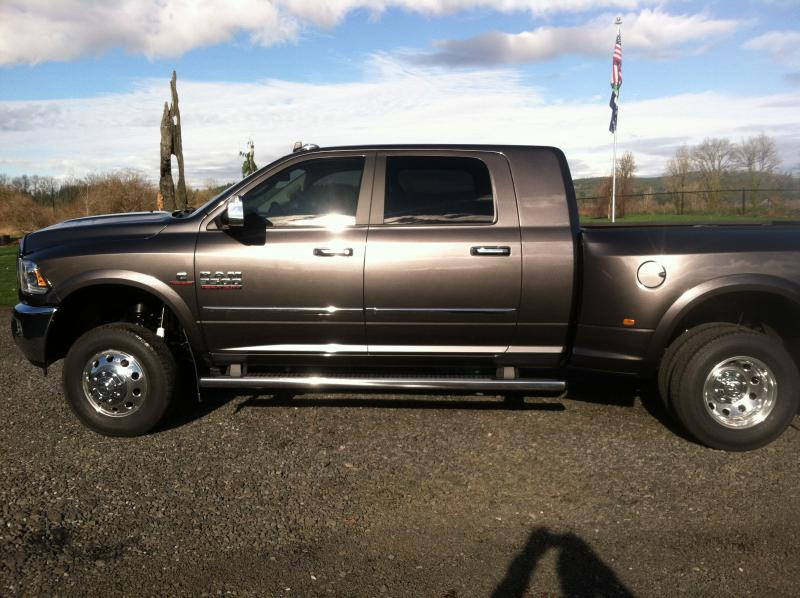 D Granite Crystal Metallic Duallys Lets See Em Img on Dodge Ram 3500 Diesel Dually