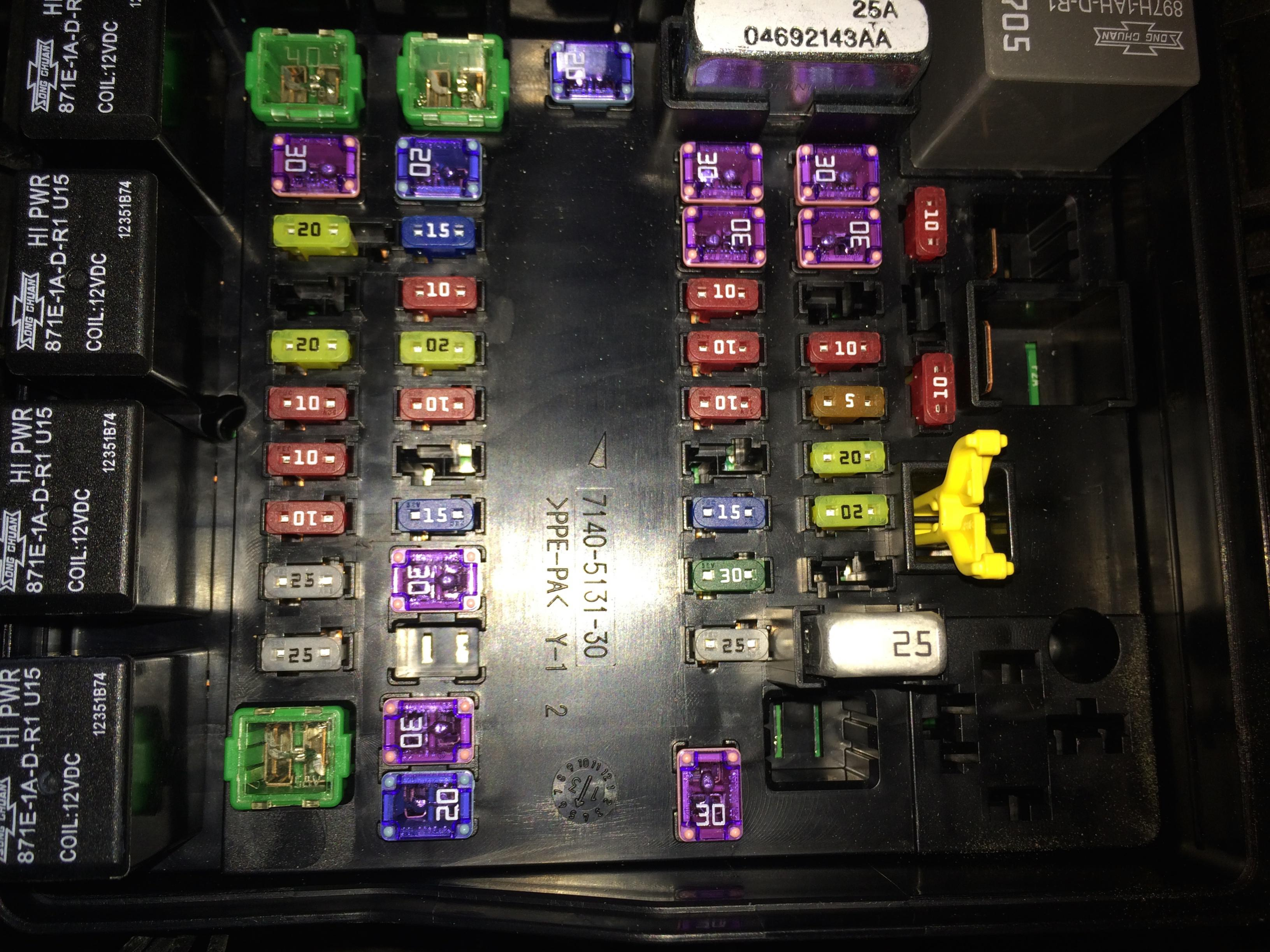 Fuse Box 92 Chevy 3500 Another Blog About Wiring Diagram 1996 Dodge Ram 2500 Trailer 2014