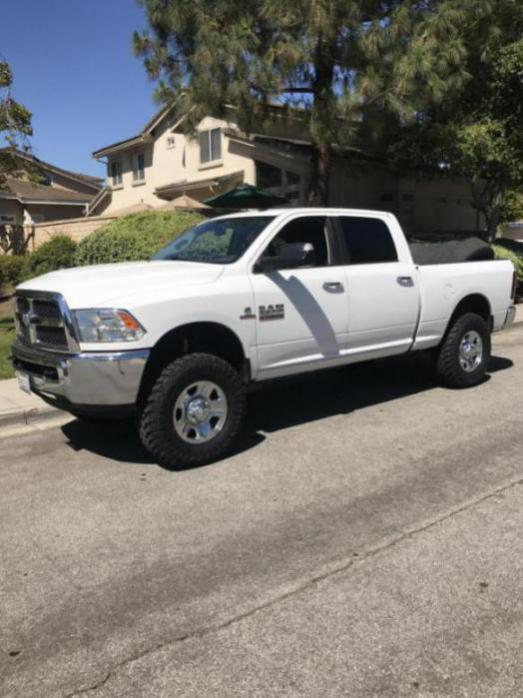 """Dodge Wilson Nc >> Will thuren 2"""" coils put my truck level? - Page 4 - Dodge Cummins Diesel Forum"""
