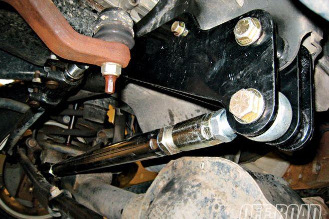 Diy Steering Linkage Page 3 Dodge Cummins Diesel Forum