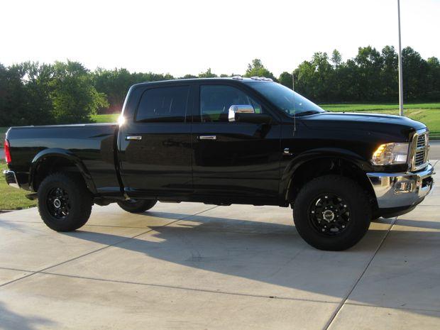 Let Me See The Black Trucks Dodge Cummins Diesel Forum