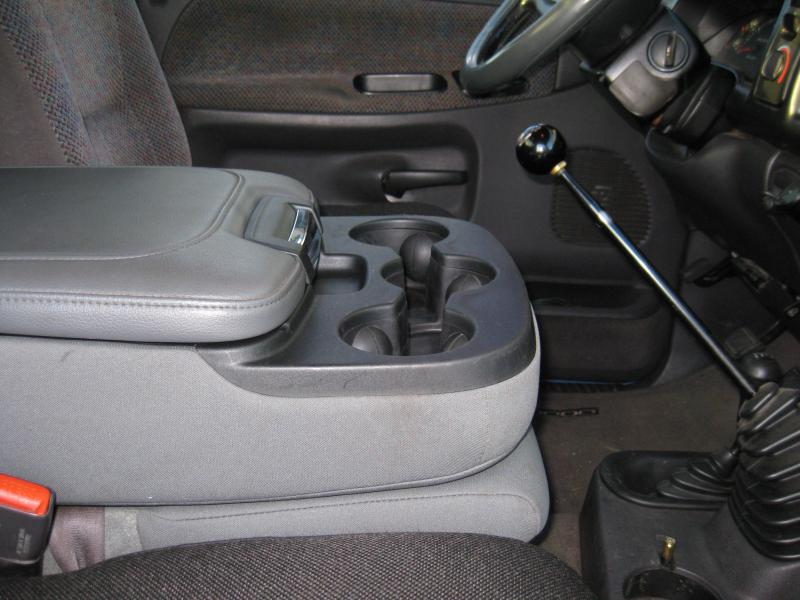 Cummins Turbo Diesel >> 01 2500 4x4 NV4500 center console idea??? - Dodge Cummins ...