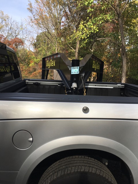 Fifth Wheel To Gooseneck Hitch >> Gooseneck with Rambox - Dodge Cummins Diesel Forum