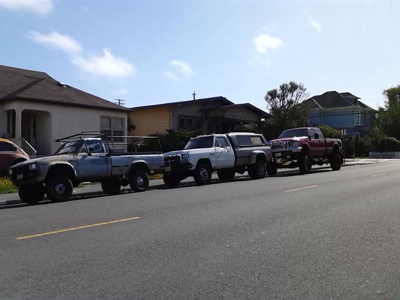 92 Dana 70 problems - Dodge Cummins Diesel Forum